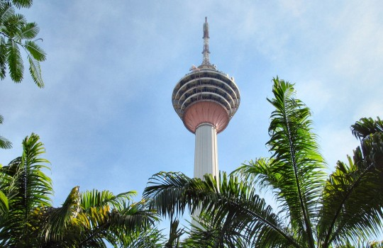 KL TOWER (ENTRANCE TICKET)